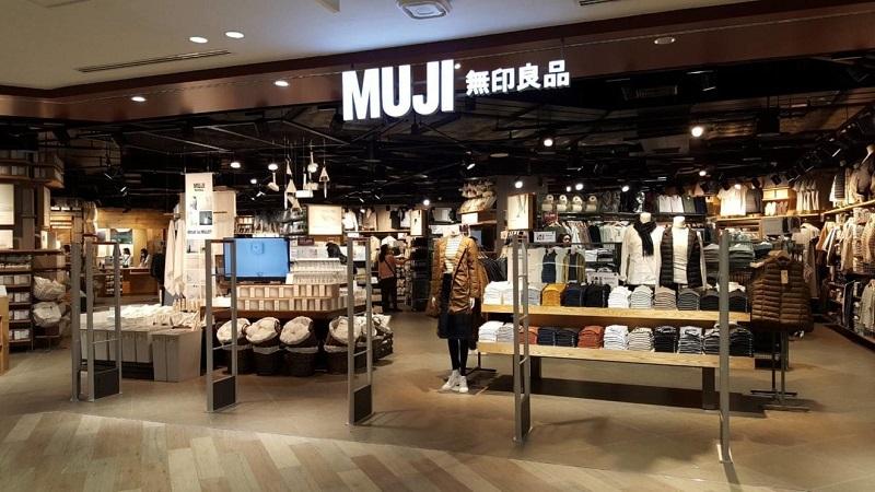 Muji là thương hiệu mỹ phẩm thuần Nhật được ưa chuộng