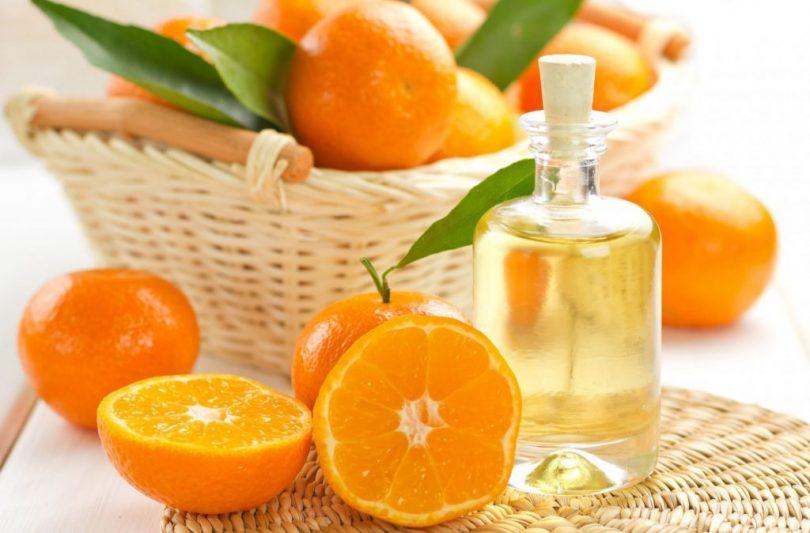 vitamin C, E từ chiết xuất vỏ quýt