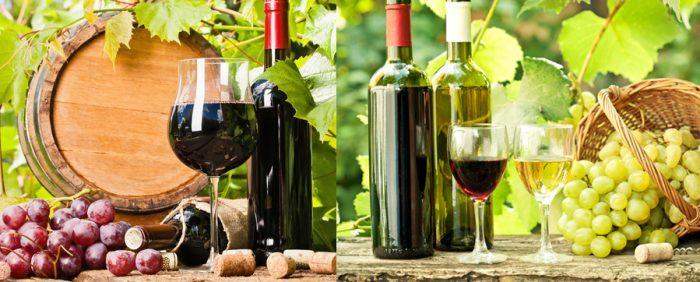 Nấm men rượu vang từ rượu nho giúp duy trì độ ẩm