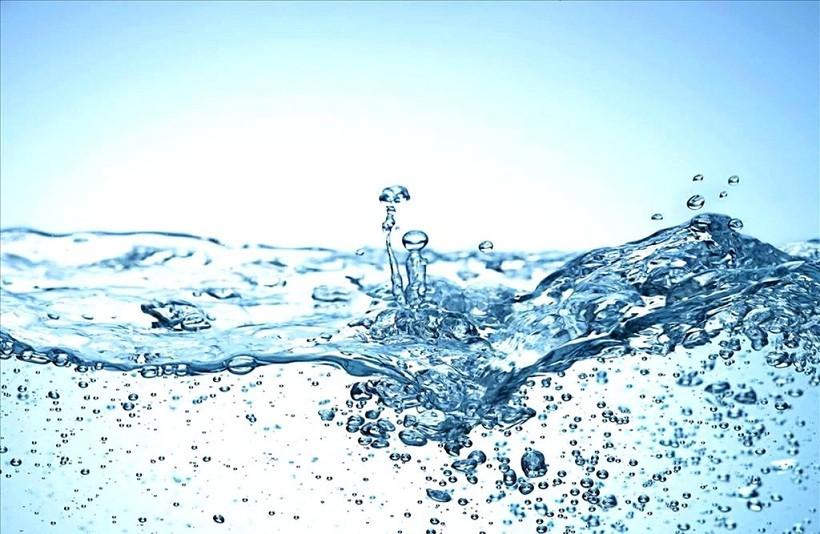 Hàm lượng lớn nước tinh khiết
