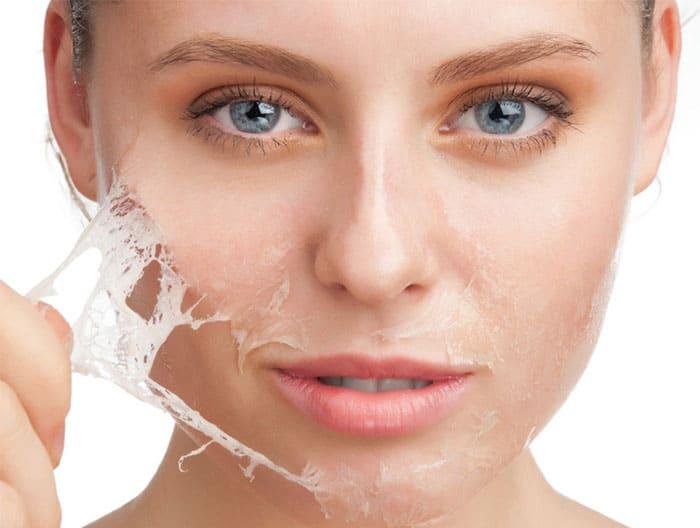 Sản phẩm chỉ tác dụng với protein cũ trên lớp da ở trên cùng và để lại protein và các chất cần thiết. Do đó không làm mất đi các chất dinh dưỡng của da.