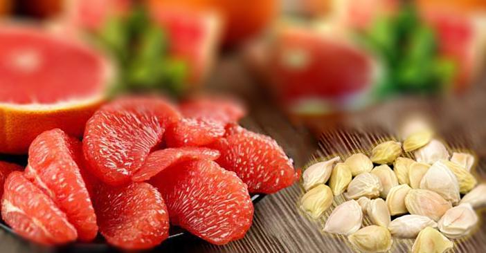 Tinh chất chiết xuất từ hạt của trái bưởi