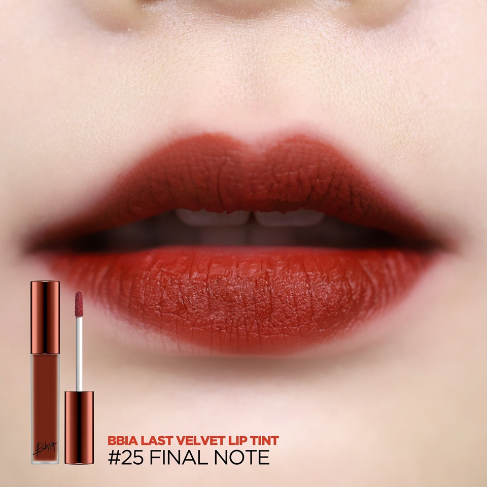 Son môi Bbia Note Series – Version 5