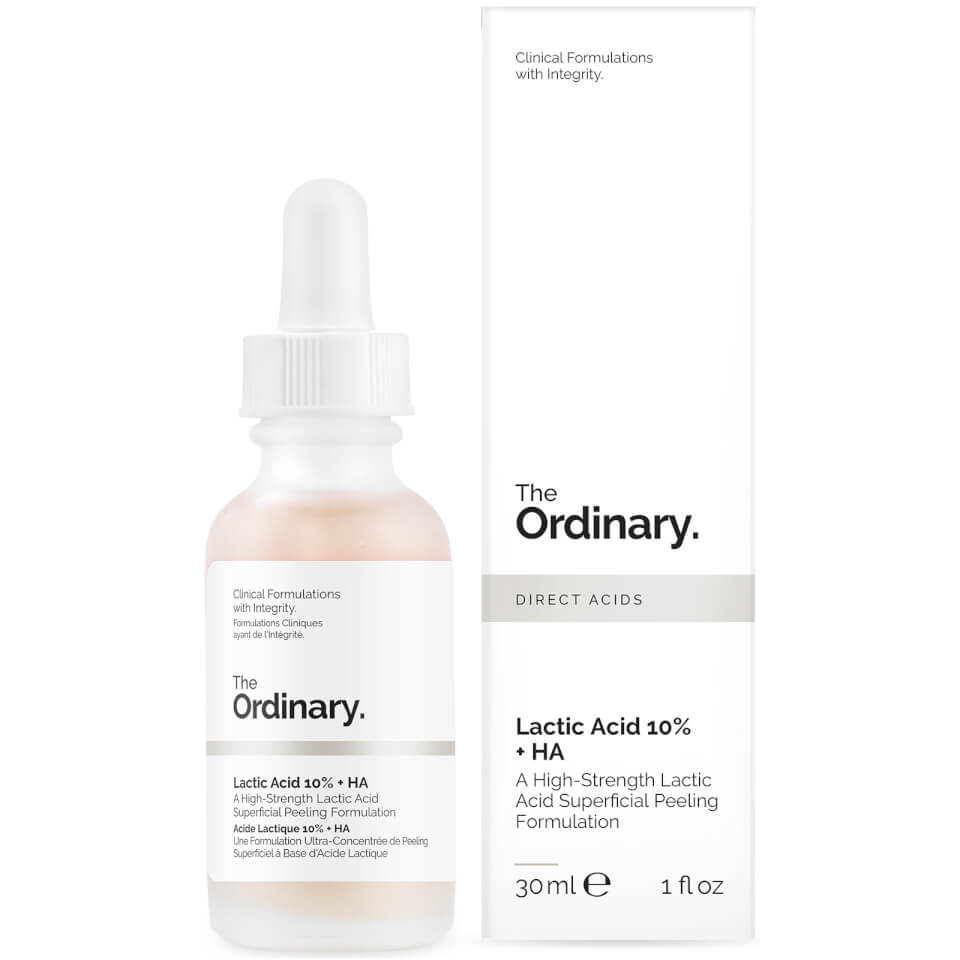 The Ordinary – Lactic Acid 10% + 2% HA