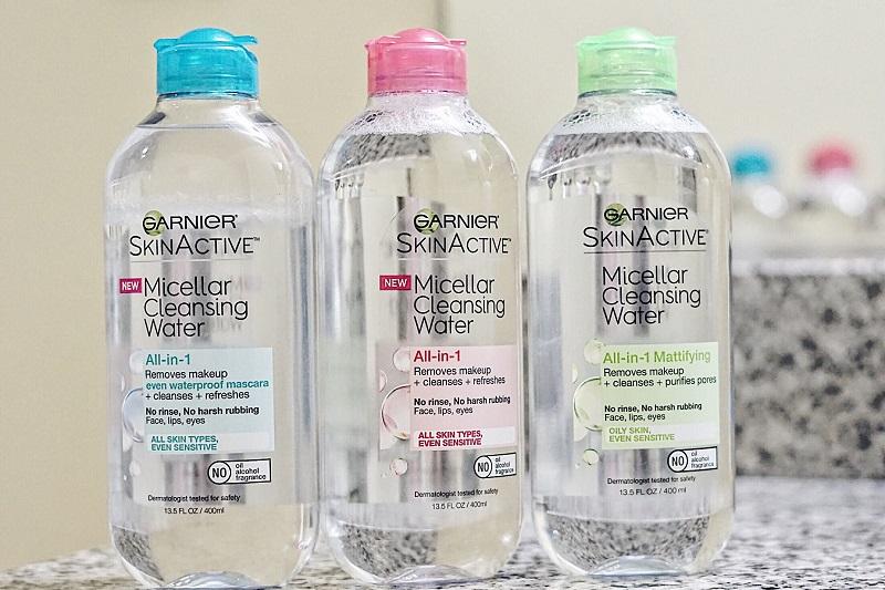 Đánh giá chung về nước  tẩy trang Garnier