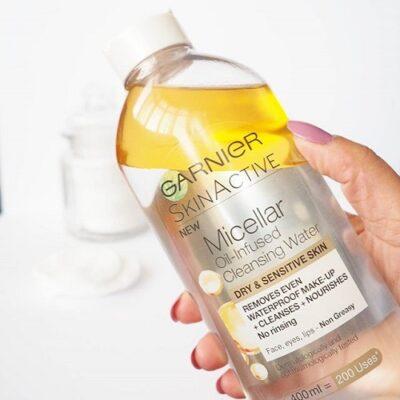 Review 5 nước tẩy trang Garnier giá bình dân nhưng liệu có tốt không?
