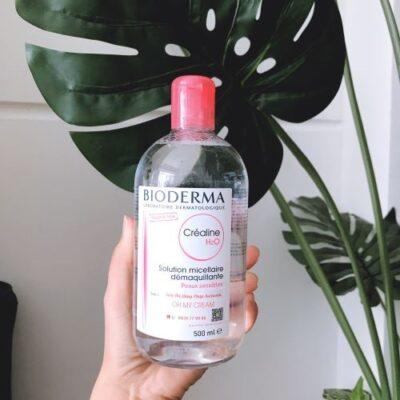 Review nước tẩy trang Bioderma có mấy loại? Phù hợp với loại da nào?
