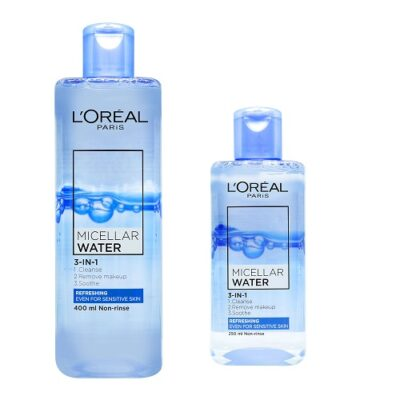 Nước tẩy trang L'Oreal có tốt không? Dành cho da nào? (Review 2021)