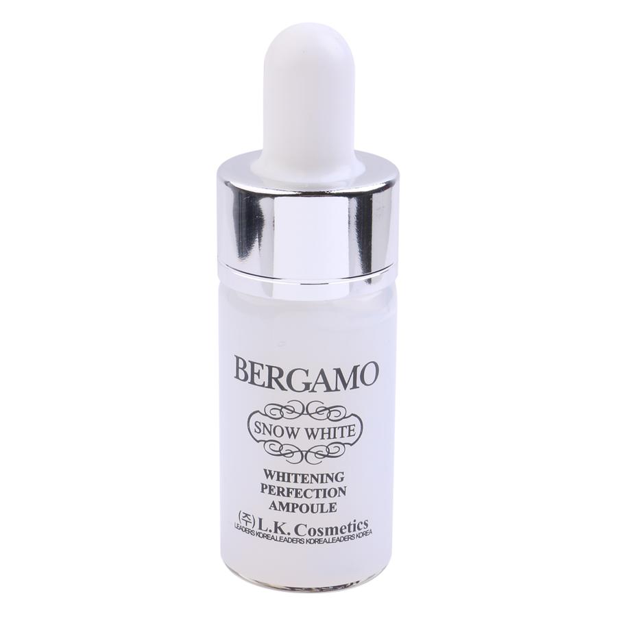 Serum Bergamo Snow Whitening (chai màu trắng đục)
