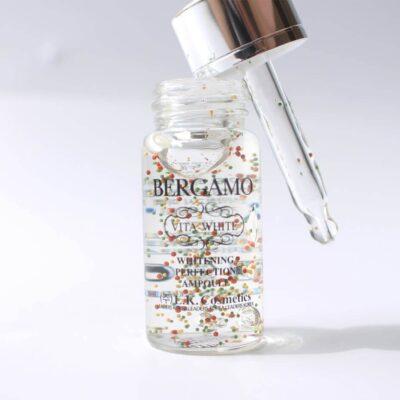 Serum Bergamo Vita Whitening (chai màu trắng trong)