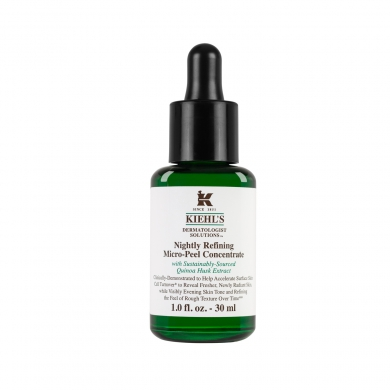 Serum Kiehl's Dermatologist Solutions Nightly Refining Micro-Peel Concentrate