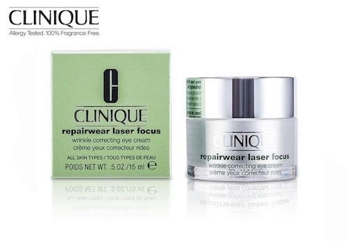 Kem mắt Clinique Repairwear Laser Focus Wrinkle Correcting Eye Cream có thực sự tốt?