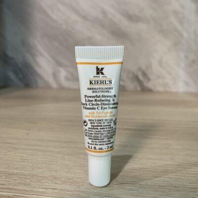 Review 6 loại kem mắt Kiehl's được các chị em lựa chọn nhiều nhất 2021