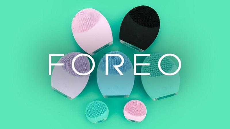 Foreo là thương hiệu làm đẹp nổi tiếng trên thế giới