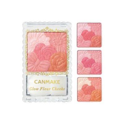 Review các loại phấn má hồng Canmake chuẩn phong cách Nhật nhiều cô nàng ao ước