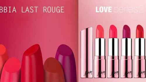 Son môi Bbia Last Rouge Love Series – Version 2