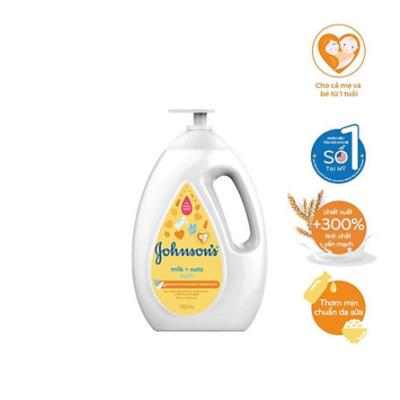Review top 5 sữa tắm Johnson Baby an toàn cho bé 2021