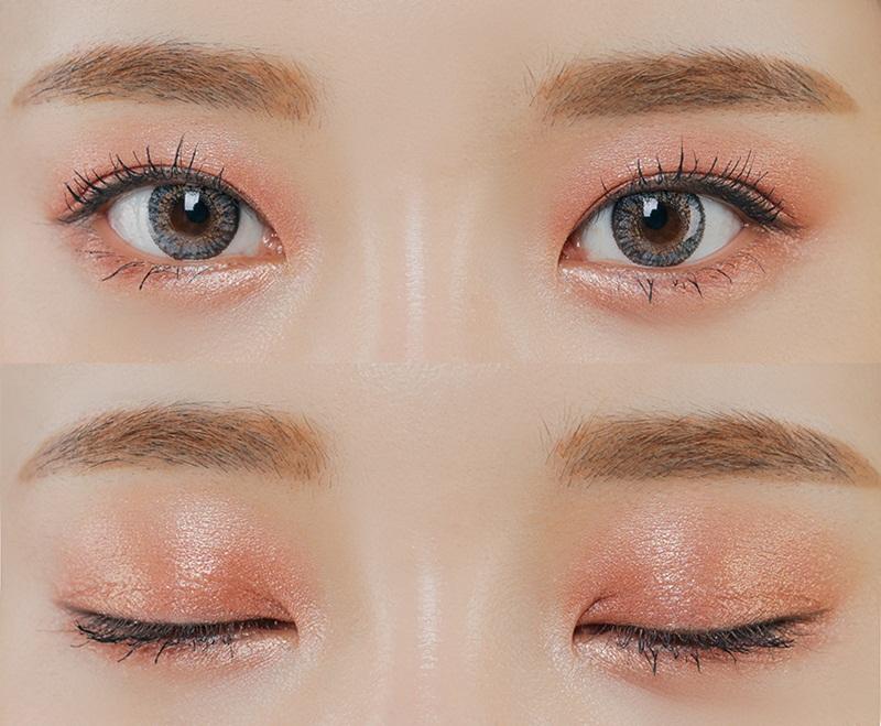 Chọn phấn mắt nên phù hợp với phong cách trang điểm