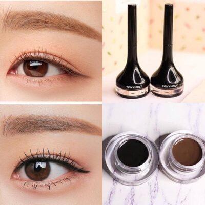 Review gel kẻ mắt loại nào dễ dùng cho người mới 2021