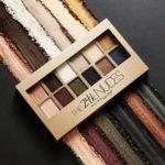 The 24K Nudes Eyeshadow Palette là phiên bản cao cấp trong dòng phấn mắt Maybelline