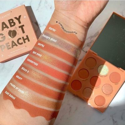 Phấn mắt Colourpop Baby Got Peach Eyeshadow Palette