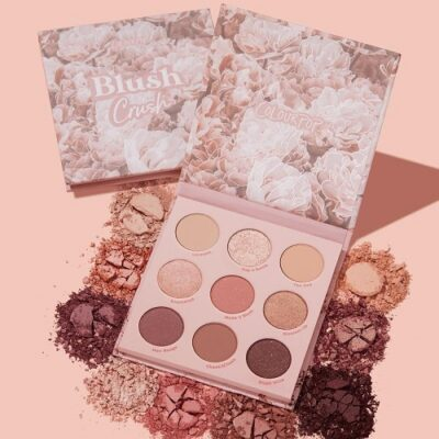 Phấn mắt Colourpop Blush Crush Eyeshadow Palette
