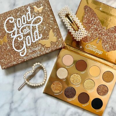 Phấn mắt Colourpop Good As Gold Eyeshadow Palette