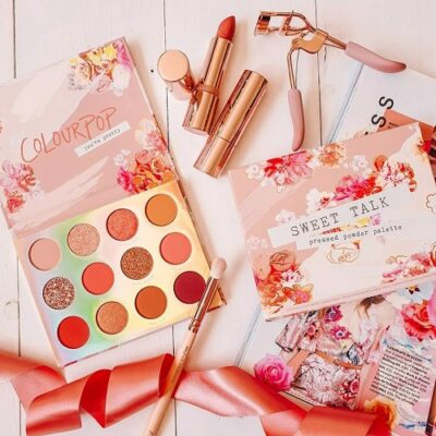 Phấn mắt Colourpop Sweet Talk Eyeshadow Palette