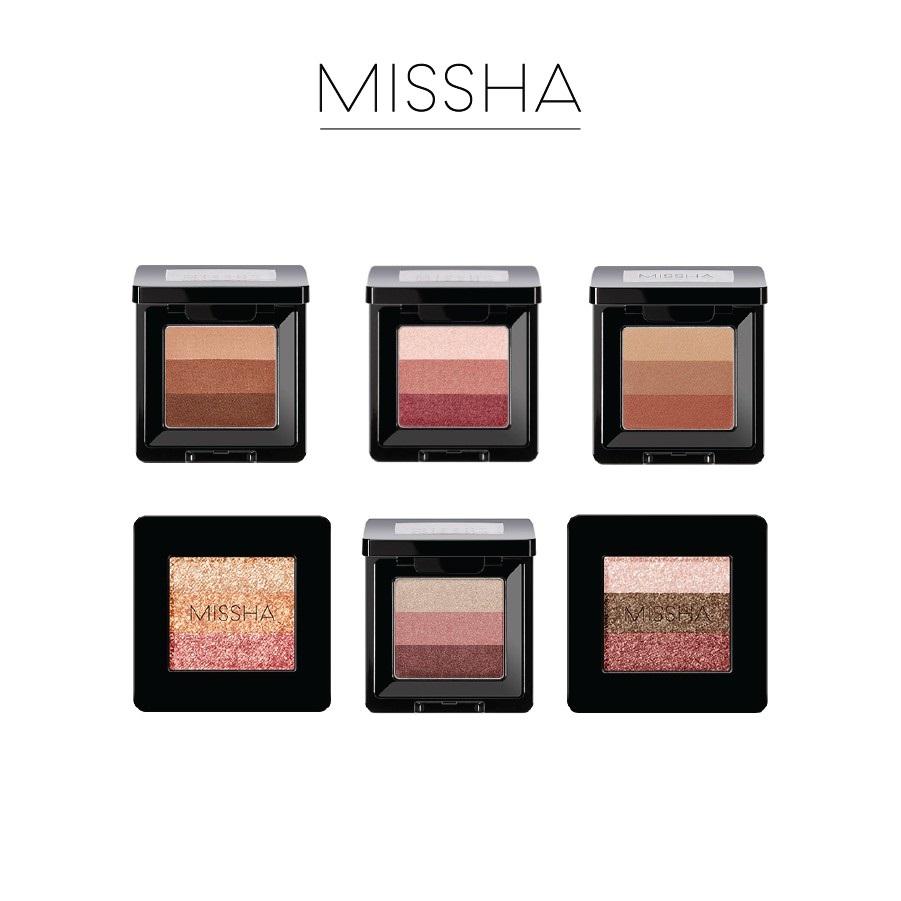 Missha Triple Shadow - Phấn mắt được ưa chuộng nhất của Missha
