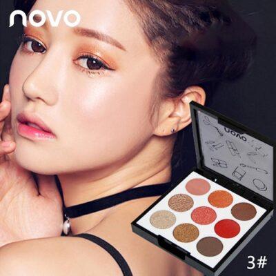 Review 3 dòng phấn mắt Novo được giới trẻ săn lùng nhất 2021