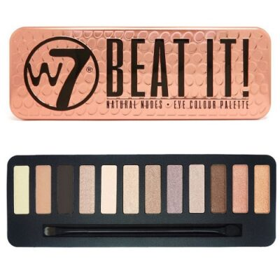 Phấn Mắt W7 Beat It Natural Nudes