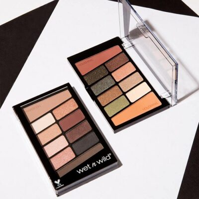 Phấn mắt wet n wild Color Icon Eyeshadow 10 Pan Palette