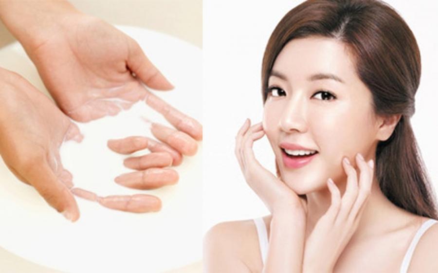 Cách rửa mặt bằng cám gạo an toàn, giúp dưỡng da trắng sáng 2