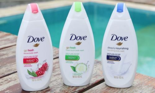 Review 7 sữa tắm Dove được ưa chuộng 2021