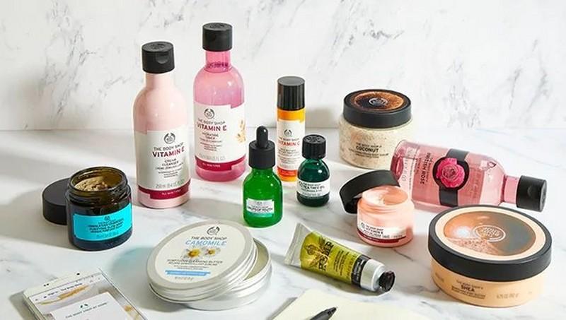 Đôi nét về thương hiệu The Body Shop