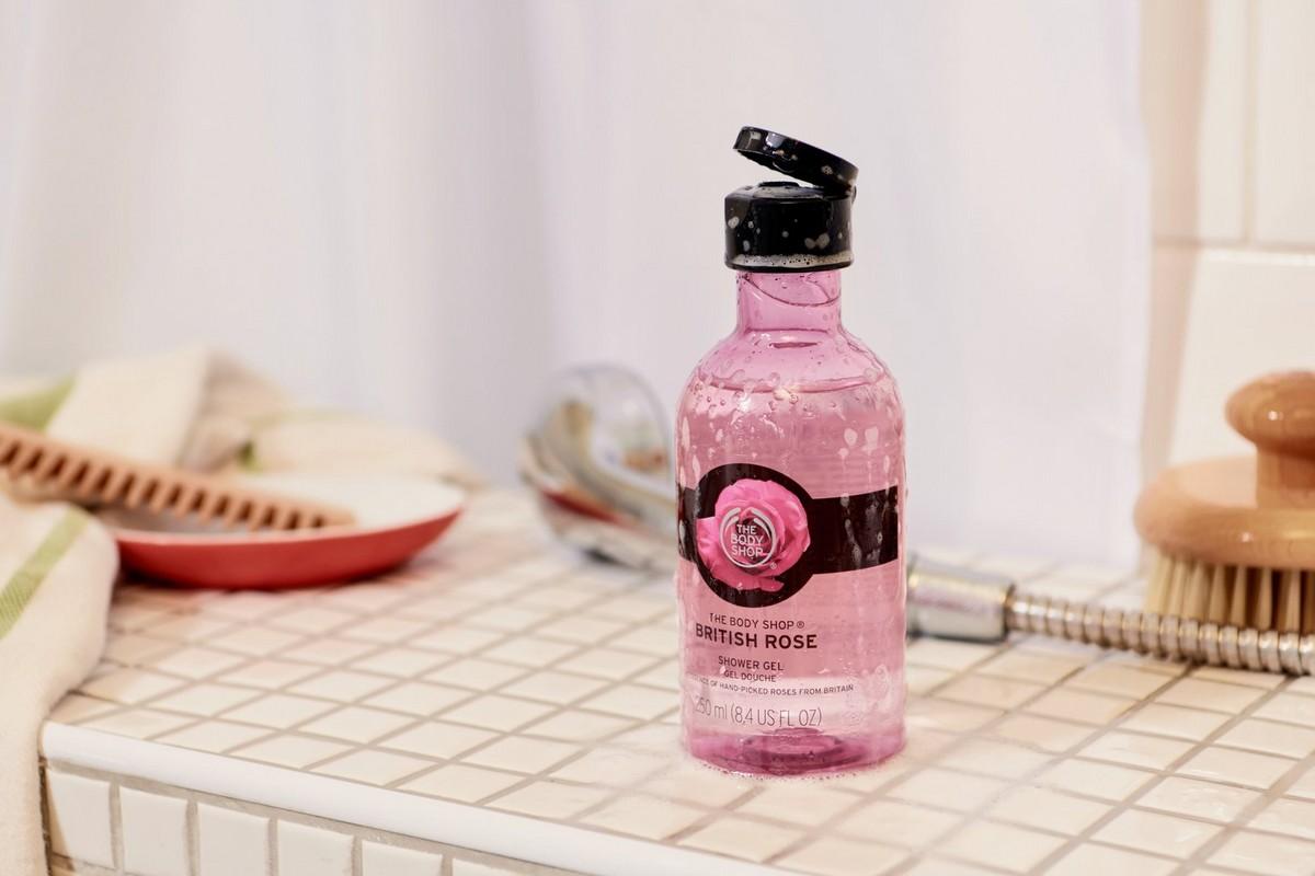 Sữa tắm The Body Shop có mấy loại? Làm thế nào để chọn được loại phù hợp?