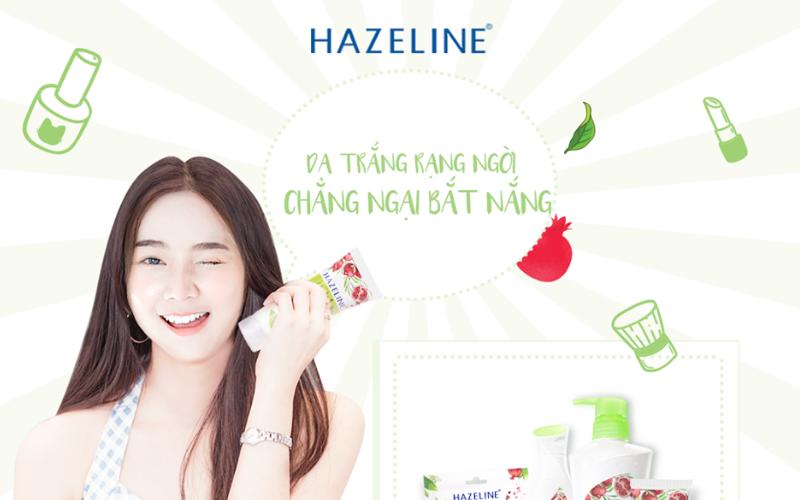 Vài nét về thương hiệu Hazeline