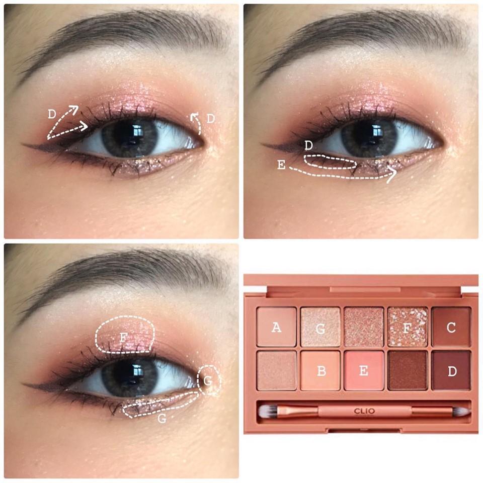 Chọn đúng màu mắt sẽ giúp mắt nổi bật