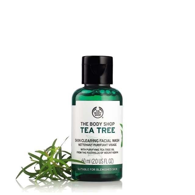 Sữa rửa mặt The Body Shop Tea Tree