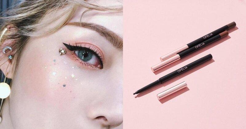 Màu gel kẻ mắt nên hợp với màu tóc, kiểu makeup