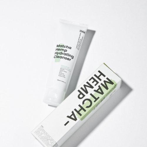 Sữa rửa mặt Matcha Hemp Hydrating Cleanser