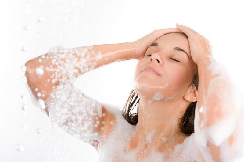 Chọn sữa tắm phù hợp với da rất quan trọng
