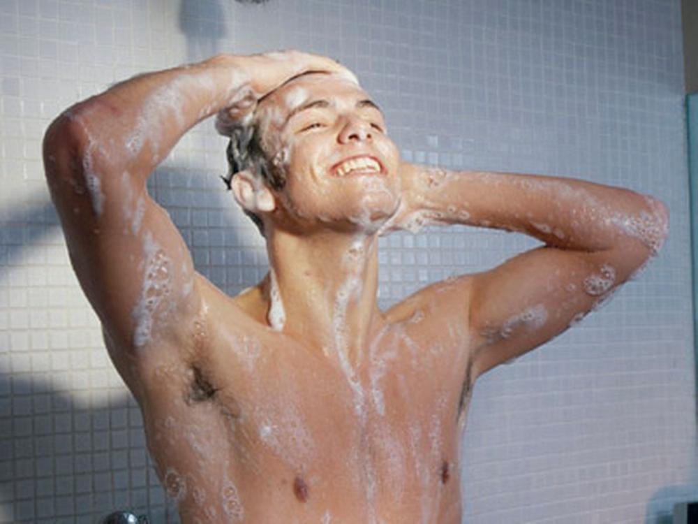 sữa tắm có khả năng kiểm soát mùi cơ thể