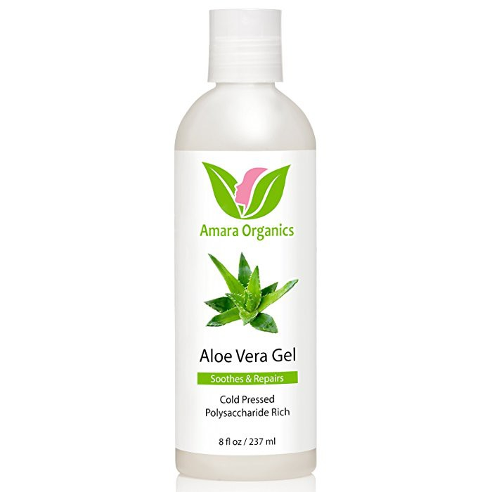 Gel lô hội Amara Beauty Aloe Vera Gel
