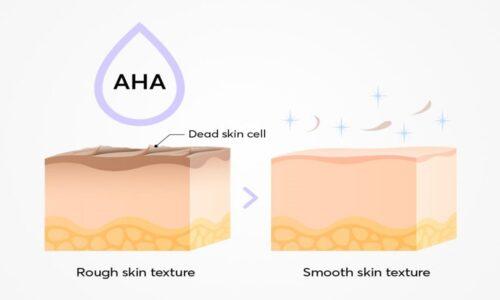 Tại sao nói AHA là chất tẩy da chết tốt nhất?