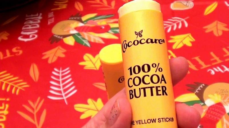 Bơ thỏi Cococare 100% Cocoa Butter Stick