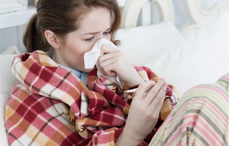 Dầu khuynh diệp được sử dụng để điều trị cảm lạnh