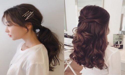 9 kiểu tóc buộc sang chảnh cho nàng