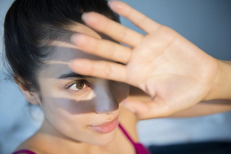 Trà xanh có tác dụng tốt trong việc bảo vệ da khỏi ánh nắng mặt trời