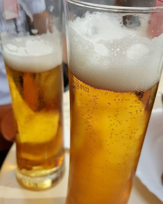 Bia giúp phục hồi tóc chẻ ngọn